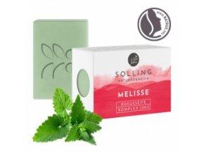 Přírodní mýdlo - Meduňka - BioKvalita - 100 g