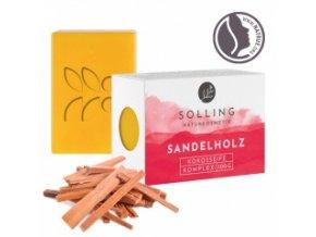 Přírodní mýdlo - Santalové - BioKvalita - 100 g