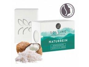 Přírodní mýdlo - Bez vůně - BioKvalita - 100 g