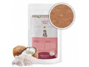 Kapsička pro kočky - Losos s kuřecím masem - 100 g