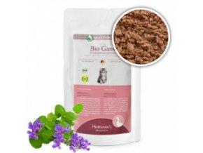 Kapsička pro kočky - Husí maso - Bio - 100 g