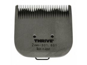 Stříhací hlava THRIVE 305/605. Výška 2 mm