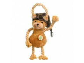 Provazová hračka - medvídek - 45 cm