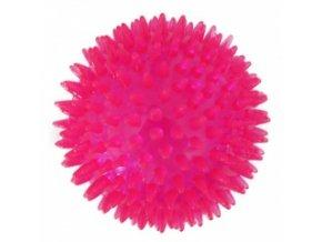Míček pro psy - gumový ježek