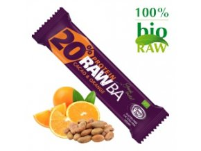 PROTEIN Tyčinka Kakao & Pomeranč 40 g