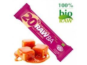 PROTEIN Tyčinka Slaný karamel 40 g