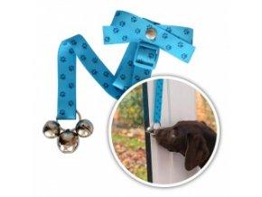 Toaletní zvoneček pro psy