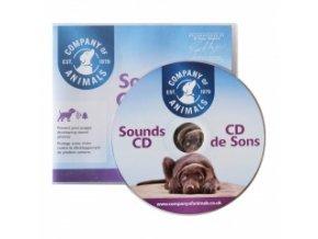Zvuková terapie pro štěňata