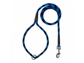 Lanové vodítko modré 150 cm / 6 mm