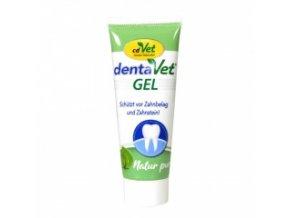 Gelová zubní pasta 25 ml - cdVet