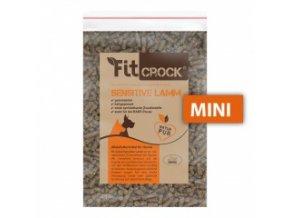 Vzorek & Pamlsek Fit-Crock Sensitive Jehněčí - MINI 200 g