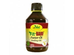 Lněný olej pro psy a kočky 250 ml - cdVet