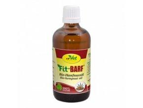 Konopný olej pro psy a kočky 100 ml - cdVet