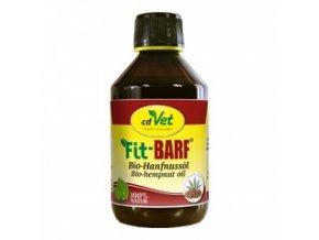 Konopný olej pro psy a kočky 250 ml - cdVet