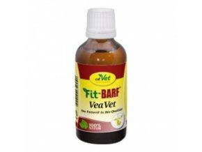 Krmný olej pro psy a kočky 50 ml - cdVet