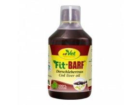 Olej z tresčích jater pro psy a kočky 500 ml - cdVet