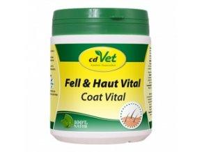 Vitalita srsti a kůže 400 g - cdVet