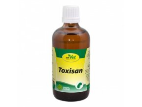 Čistič orgánů Toxisan 100 ml - cdVet