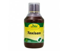 Čistič orgánů Toxisan 250 ml - cdVet