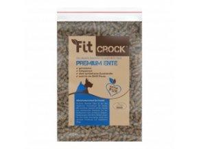 Vzorek & Pamlsek Fit-Crock Premium Kachní - MIDI 200 g