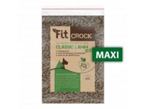 Vzorek & Pamlsek Fit-Crock Classic Jehněčí - MAXI 200 g