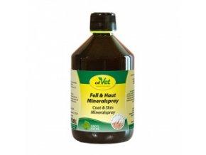 Minerální sprej na kůži a srst 500 ml - cdvet