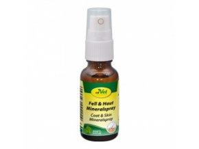 Minerální sprej na kůži a srst 20 ml - cdvet