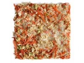 Zelenina pro psy a kočky - Řepná směs - 100% bez obilnin - 1 kg
