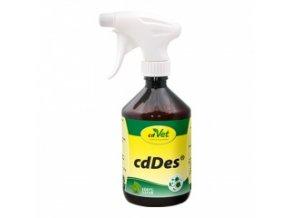 Přírodní dezinfekce 500 ml - cdDes