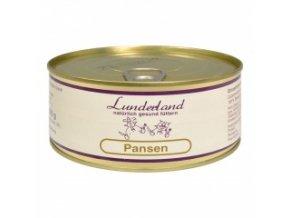 Konzerva pro psy a kočky - Hovězí dršťky - Lunderland - 300 g