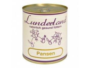 Konzerva pro psy a kočky - Hovězí dršťky - Lunderland - 800 g