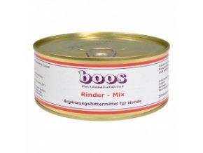Konzerva pro psy - Hovězí maso a dršťky - BOOS - 300 g