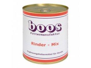 Konzerva pro psy - Hovězí maso a dršťky - BOOS - 800 g
