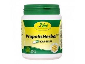 Propolis Herbal 66 g - 100 kapslí - cdVet