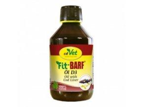 Rybí olej pro psy a kočky 250 ml - cdVet