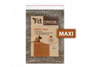 Vzorek & Pamlsek Fit-Crock Basic Hovězí - MAXI 200 g