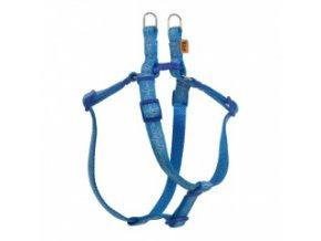 Popruhové kšíry EKG modré 10 mm / OH: 26-38 cm