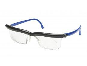 93010 Adlens® Korrektionsbrille Brille blau