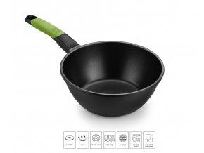 Prior wok pánev 24 cm
