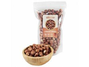 Lískové ořechy - 500g