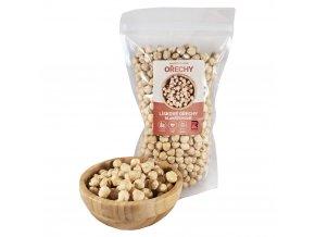 Lískové ořechy blanšírované - 100g EKO