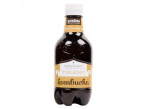 Purasana Kombucha BIO 330ml ginger
