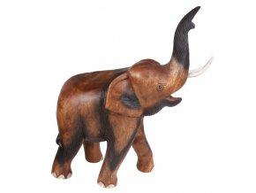 02 F1C1618 slon chobot nahoru 30 cm
