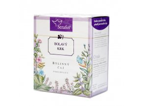 Angina bylinný čaj porcovaný