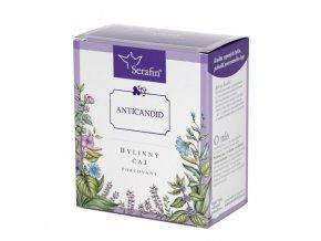 Anticandid bylinný čaj porcovaný