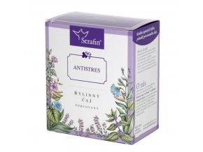 Antistres bylinný čaj porcovaný