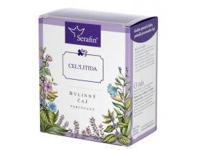 Celulitida bylinný čaj porcovaný