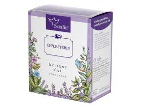 Cholesterin bylinný čaj porcovaný