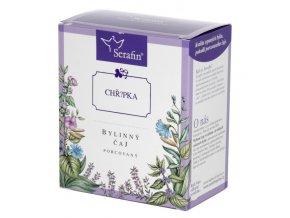 Chřipka bylinný čaj porcovaný