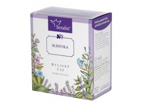 Slinivka bylinný čaj porcovaný